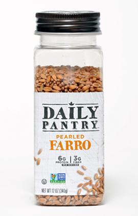 Pearled Farro -